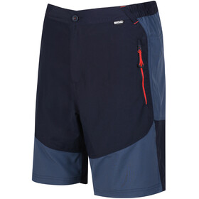Regatta Sungari Shorts Men Navy/Dark Denim